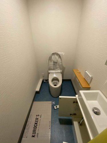 衛生器具取付