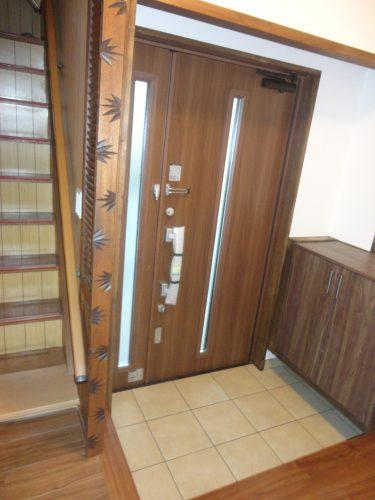 室内玄関ドア